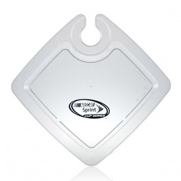 Clear PartyPal Snack Trays
