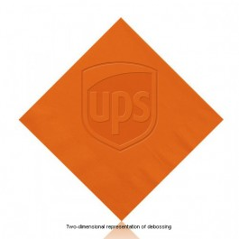 Debossed Color Luncheon Napkins