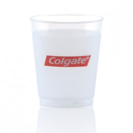 5 oz Frost Flex Plastic Cup Personalized