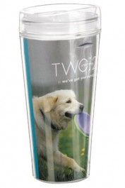 16 oz. Thermal Pro Insulated Travel Tumblers Personalized