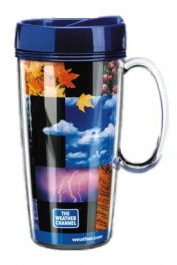 16 oz. Thermal Star Insulated Travel Coffee Mugs