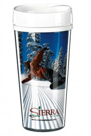 16 oz. Thermal Traveller Insulated Travel Tumblers