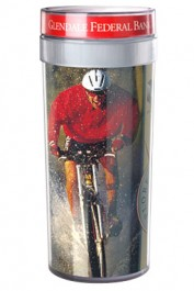 16 oz. Thermal View Insulated Travel Tumblers