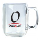 14 oz. Commander Acrylic Coffee Mugs Personalized