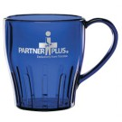 14 oz. Fluted Coffee Mugs Personalized