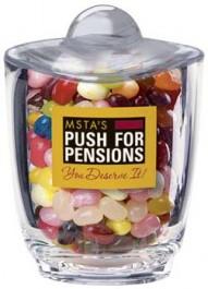 14 oz Aria Apothecary Candy Jars