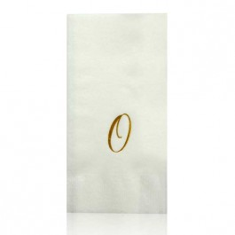 Almost Linen White Guest Hand Towels