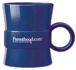 14 oz. Loop Plastic Coffee Mugs