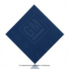 Embossed Color Luncheon Napkins