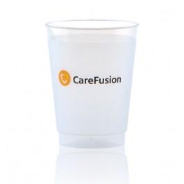 10 oz Frost Flex Plastic Cups