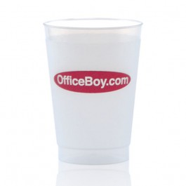 8 oz Frost Flex Plastic Cups