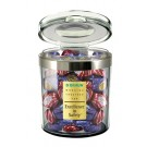 24 oz. Circle Apothecary Candy Jars
