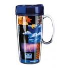 16 oz. Thermal Star Insulated Travel Mugs
